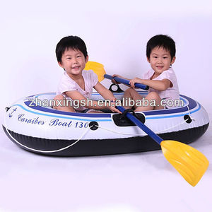 Professional manufactory Children Cheap Boats Plastic Inflatable Kayak