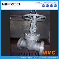 Competitive price wedge type carbon or stainless steel rising stem dn200 8 inch gate valve or larger