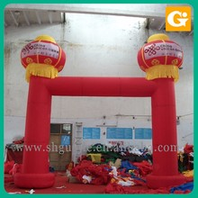 Outdoor inflatable archway cheap inflatable arch