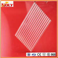 china supplier Grade A waterproof polycarbonate board