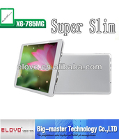 7.85 inch quad core 1G ram 8G rom cheap china android tablet