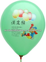 "2012 super hot 12"" funny latex balloon for children"