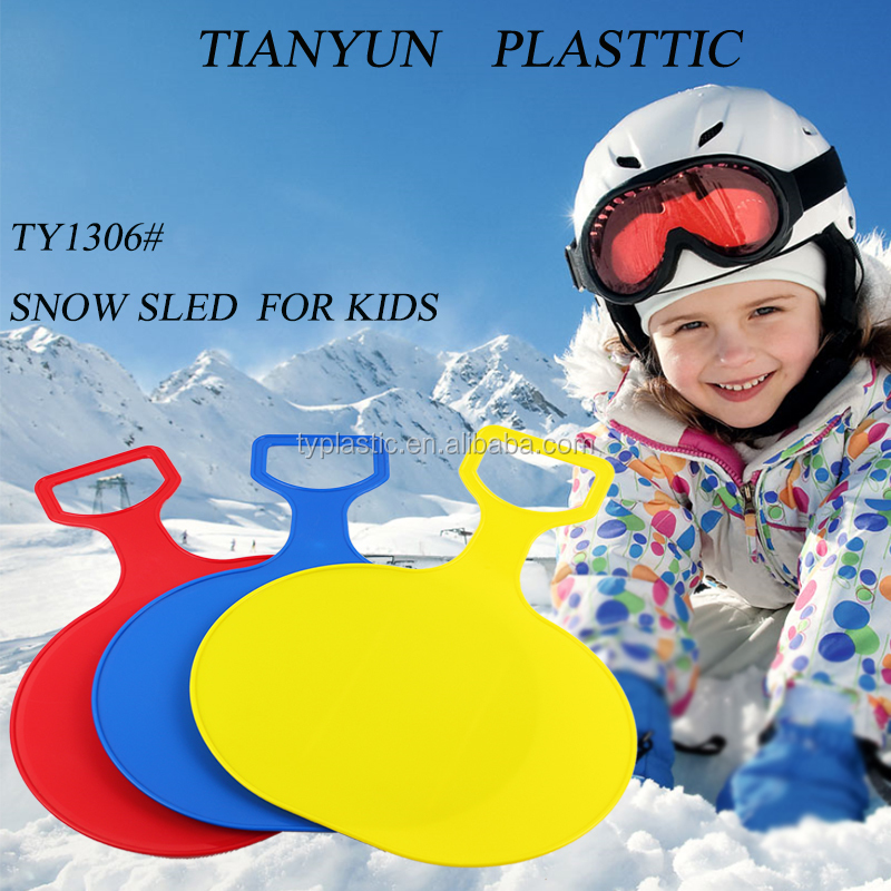 Hot sale new kids snow seld toys for winter sports