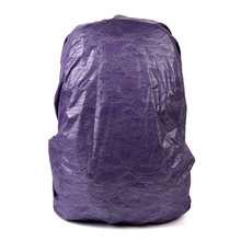 Outdoor sports hiking camping trekking backpack rain cover OEM logo custom rain cover