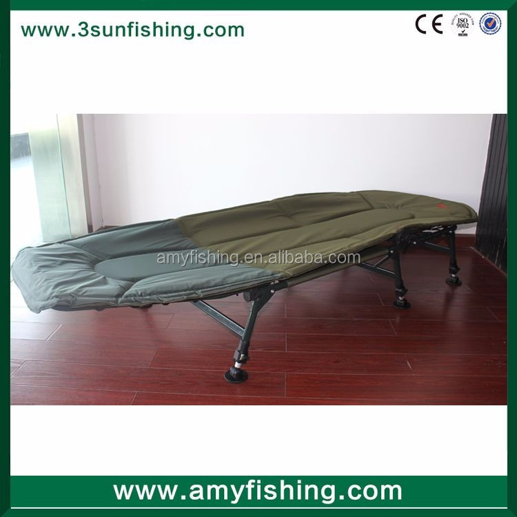 Carp Fishing and Camping Bedchair Bed Chair