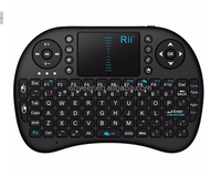 Soyeer Best selling Wireless Keyboard rii mini i8 keyboards Fly Air Mouse Multi-Media Remote Control Touchpad Handheld for TV