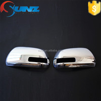 for toyota hilux 2012 chrome mirror cover chromed 2012 vigo pickup side mirror cover accessories for sale