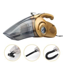 Portable Super Cyclone Handheld Car Vacuum Cleaner Wet Dry 12V 120W