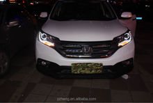 fashion hot selling 2012 up honda crv accessory LED head light