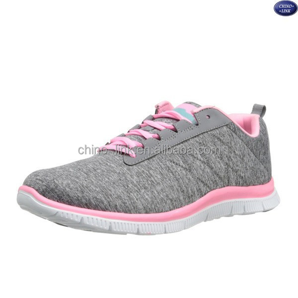 New fashion sport runing sneaker casual shoes for women