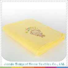 MAIN PRODUCT OEM quality baby blanket embroidery pattern directly sale