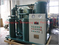 Vacuum Oil Purifier, TYA Series Approved by SGS Used Engine Oil Purification Plant