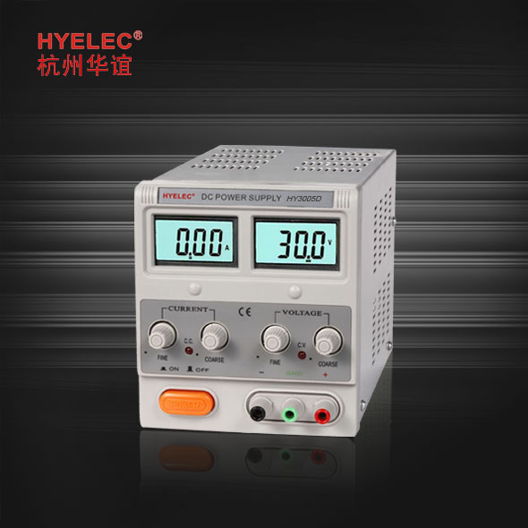 HY3005D laboratory dc power supply