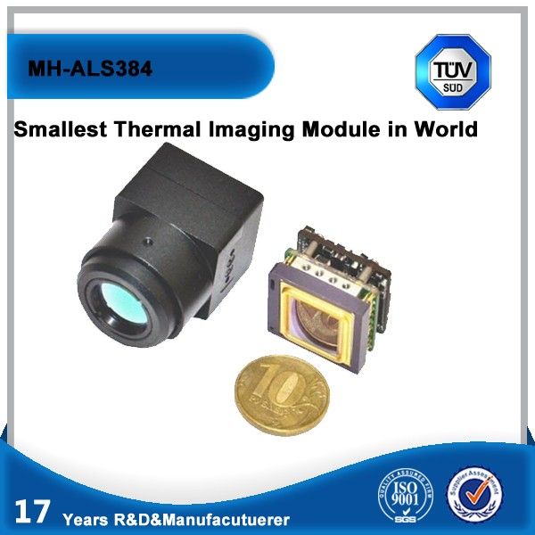 Night Vision Infrared Camera Module with Thermal Imaging