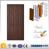 high quality durable using various exterior position israel pvc door
