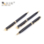 Wenzhou Ball Pen Manufacturers Cheap Price OEM Design Thin Twistable Black Metal Pens