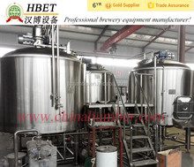 beer brewing equipment 500L per batch