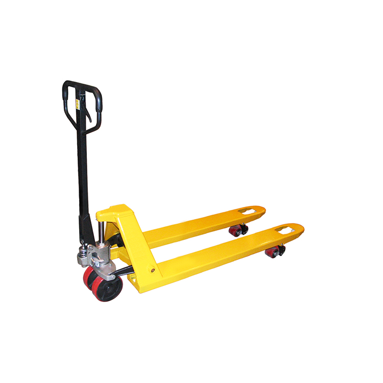 Reliable durable hydraulic jack hand pallet truck