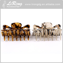 Wholesale Anniversary claw clip Hair Jewelry