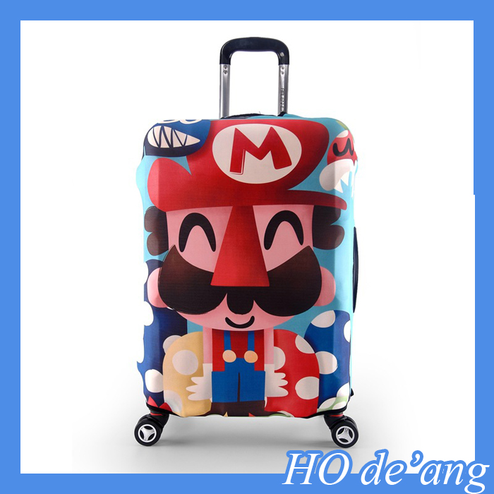 HOGIFT wholesale foldable travel suitcase trolley case luggage protective cover