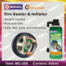Miche hot-selling 450ml Tire Sealer and Inflator
