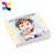 Custom my hot children postcard child book printing service