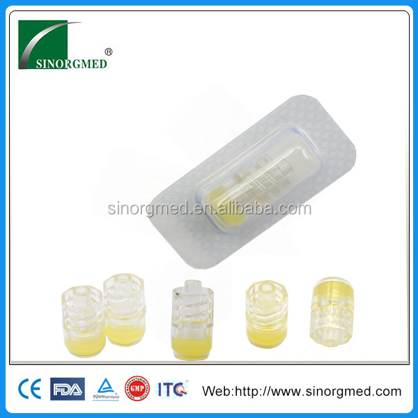 Surgical Medical Devices Lure lock Heparin Cap stopper cheap price