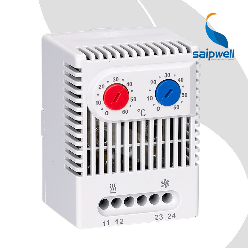 SAIP/SAIPWELL High Switching Capacity Adjustable Dual Thermostat ZR011
