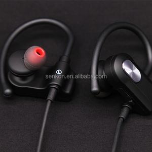 Microphone function and mobile phone use factory wholesale noise canceling running sport wireless earphone