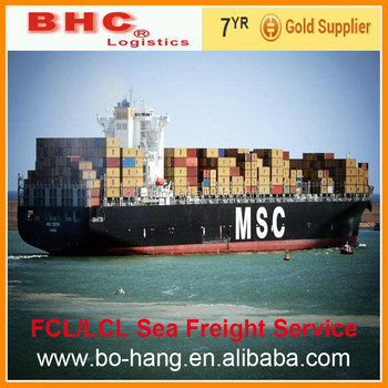 LCL and FCL Sea Freight Service To Africa Door To Door Delivery From Shenzhen Shanghai Xiamen Ningbo--Skype