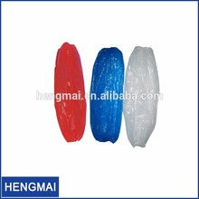 China Supplier Disposable Plastic Arm Cover Medical Polyethylene PE Sleeve Cover Manufacturer