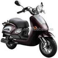 2016 Europe Market Brown quality 49CC Gas Cool Mini Motorcycle With EEC