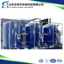 mechanical filter for domestic/paper/chemical/oil/coking wastewater treatment