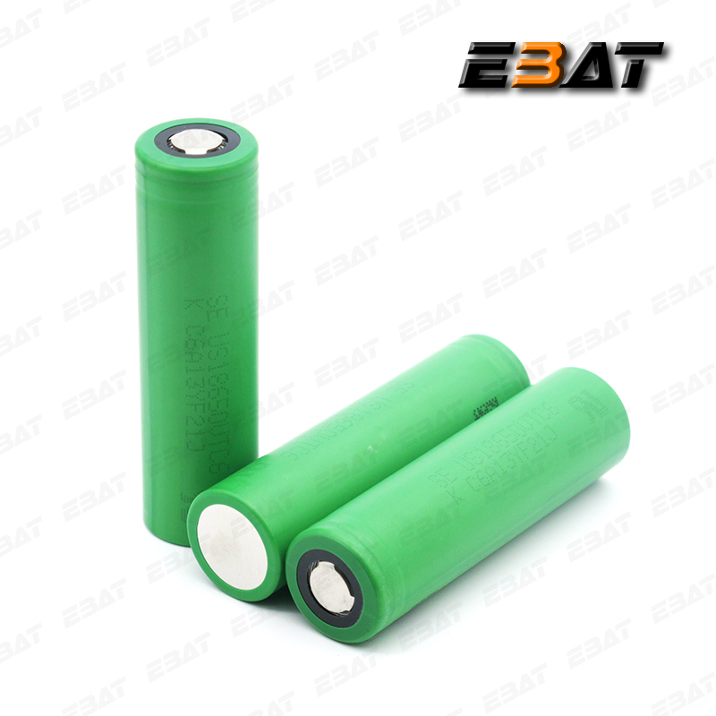 Se us18650v vtc6 18650 3000mah 30a battery 3.7v lithium type