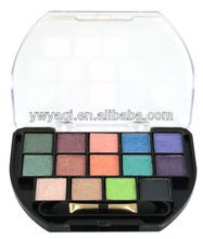 Fate of Flower High Quality 14 Color Yiwu Eyeshadow Palette