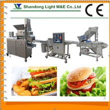 Stainless Steel Beef Chicken Hamburger Patty Machine