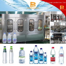 Automatic Drinking Aqua Mineral Pure Water Making Machine for Filling Machine Water