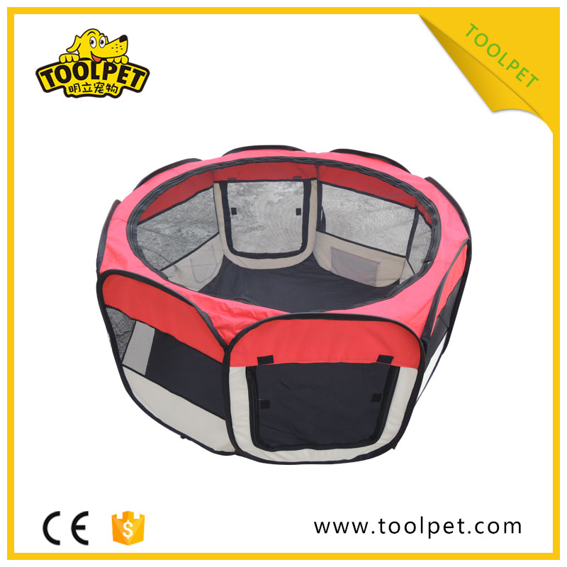 Safe New dog pet playpen plastic puppy pen