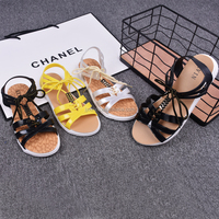 Latest Ladies Sandals Designs Ladies Low Heel Sandals for Girls Shoes