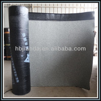 High quality SBS/APP bituminous roofing material asphalt roll with competitive price