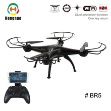 Professional fixed point surround flight wifi camera rc quadcopter with gps