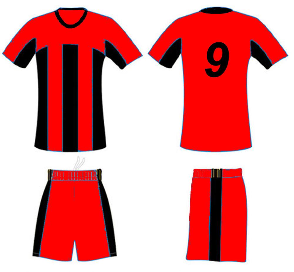 New Sportswear Soccer Uniform Design Tujuh Buy Soccer