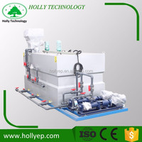 Sewage Treatment Chemical Dosing
