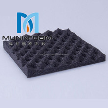 Hotsale Sound Insulation fireproof Egg shaped Wave eva foam soundproofing material