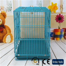 Show cage metal wire folding pet house dog cage