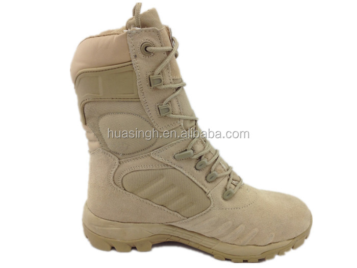 military land force tactical gear shock resistant Bates desert boots for delta