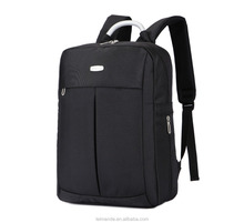 eminent Static free Utility 14 Inch Laptop Backpack Bag with thickening oxford cloth Black wholesale discount