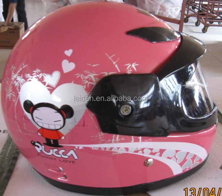 2015 new type cheap kids full face motorcycle helmets export pakistan