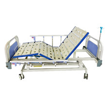 Deluxe home care two crank nursing bed