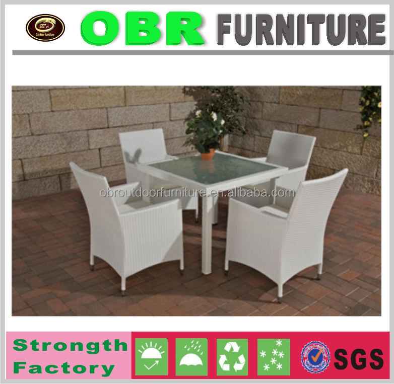outdoor wicker rattan furniture for wholesale /garden dining set patio furniture